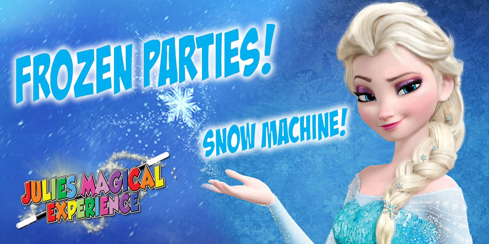 Frozen Theme Children's Party